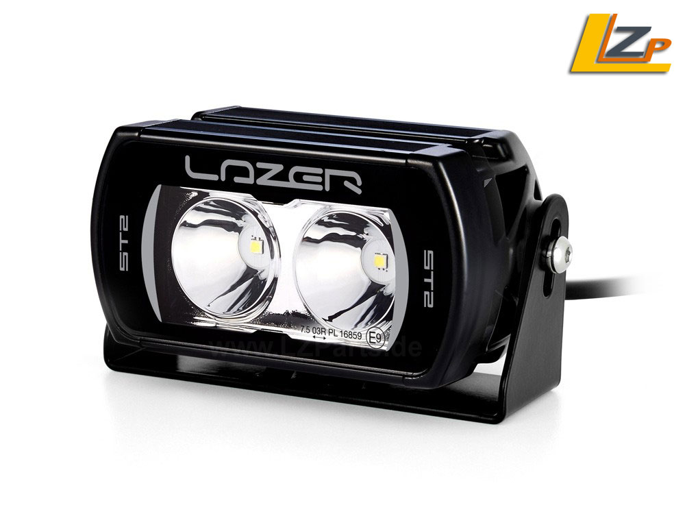 lazer lamps st 2 evolution fernlicht scheinwerfer mit e. Black Bedroom Furniture Sets. Home Design Ideas