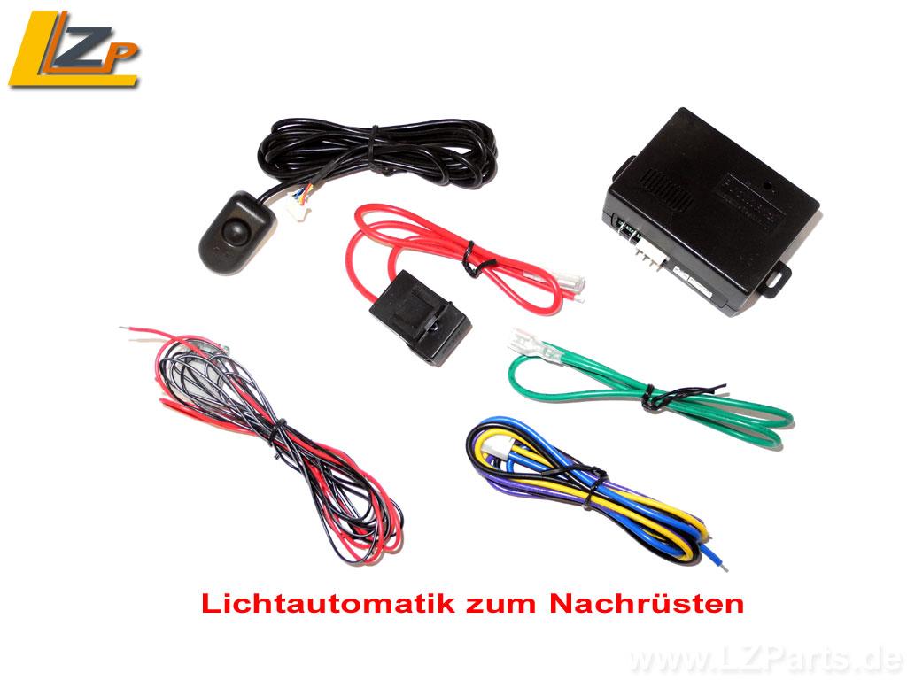 Auto licht modul lichtautomatik zum nachr sten 0600 for A to b motors