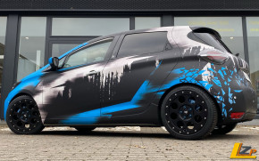 Barracuda Racing Bolts M12 x 1,5 x 28 Kegel Violett