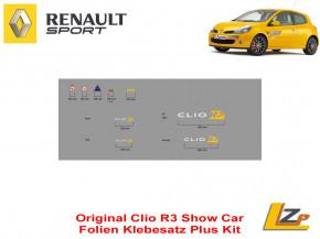 Original Renault Clio III R3 Show Car Kit Plus