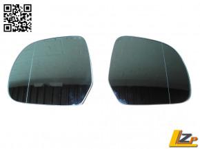 Dacia Außenspiegel Spiegelglas Set Asphärisch mit Spiegelheizung WK
