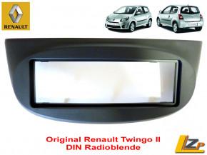 Renault Twingo II DIN Radioblende