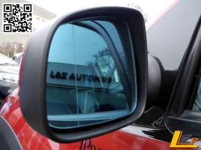Dacia Außenspiegel Spiegelglas Set Asphärisch mit Spiegelheizung GK