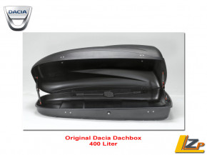 Dacia Dachbox Dachkoffer 400 Liter