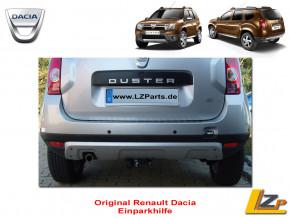 Dacia Duster Elektronische Einparkhilfe Optisch / Akustisch