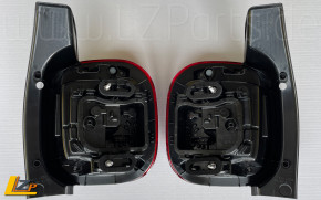 Dacia Duster II Phase II Rückleuchten Set Teil- LED