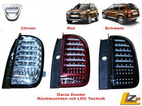 Dacia Duster LED Rückleuchten (2AW)