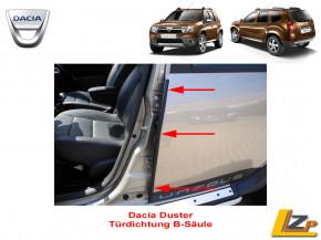 Dacia Duster Türdichtungen Set B-Säule kurz
