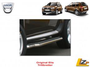Dacia Duster Seiten Trittbretter von ELIA (10AW)