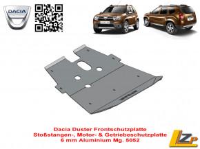 Dacia Duster Unterfahrschutz Front (20AW)