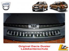 Dacia Duster Ladekantenschutz Edelstahl