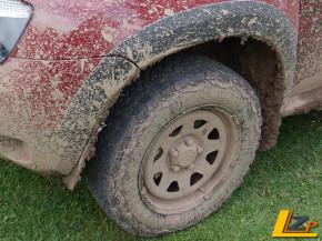 Dotz Dakar für Dacia Duster I und II 7x16 5/114,3 ET36
