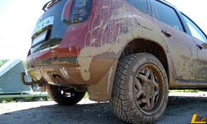 Schmidt Revolution Slider (Mystic) 8,5x17 ET35 für Dacia Duster