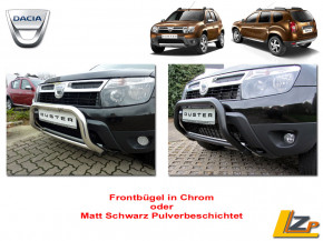 Dacia Duster Frontbügel von Antec