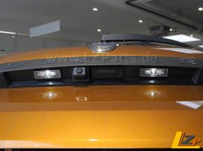 Renault LED Kennzeichenleuchten Set