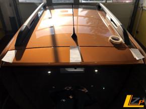 Dacia Duster II Sport- & Schutzpaket schwarz Matt