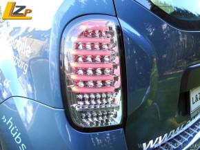 Dacia Duster Voll LED Rückleuchten Chrom / Chrome