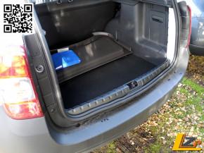Dacia Duster Ladekantenschutz Innen