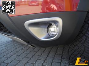 Dacia Duster Nebelscheinwerferverkleidung