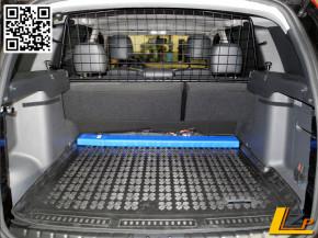 Dacia Duster Trenngitter herausnehmbar