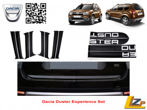 Dacia Duster Experience Set