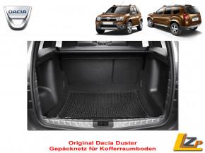 Dacia Duster Gepäcknetz für Kofferraumboden