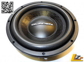 Gladen RS-X 10 SLIM 25cm Subwoofer Chassis