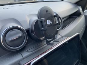 Dacia Alu Grundplatte für die Lüfterdüse