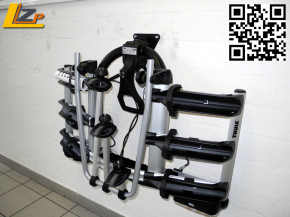 Anhänger Kugelkopf Wandhalter für diverse Fahrradheckträgersysteme