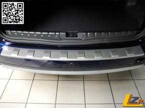 Dacia Duster Ladekantenschutz außen Alu Brush