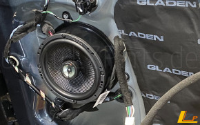 Lautsprecherring Adapterring 165mm Zoe