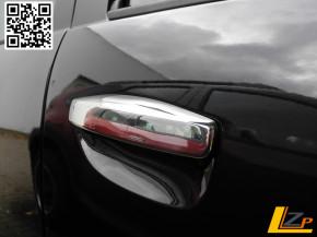 Dacia Lodgy Chrom Türgriff Blenden Set Edelstahl Poliert
