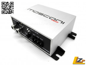 Mosconi Gladen Sub Sound Upgrade
