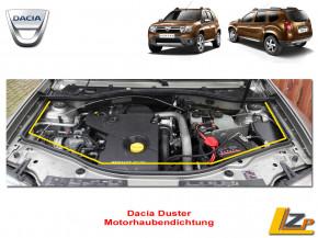 Motorraum Motorhaubendichtung