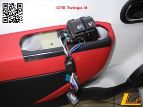 "Dacia / Renault Komfort-Fensterheber-Modul ""OTE"" one touch easy Negativ"