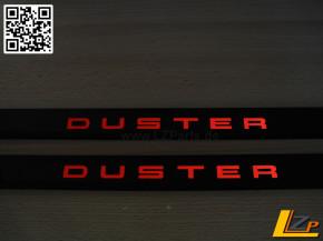 Osram LEDambient Schriftzug Duster für Einstiegsleiste
