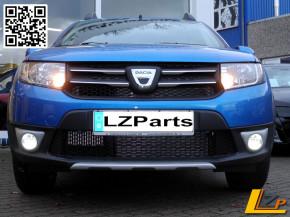 Osram LEDriving F1 – LED-Nebellicht für Dacia und Renault