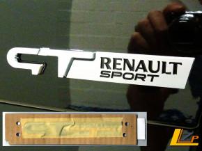 Renault Sport GT 3D Heck Monogramm