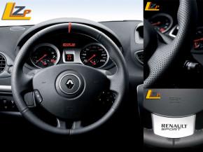 Original Renault Sport Lederlenkrad Clio III
