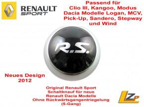 Renault Sport Schaltknauf 5 Gang