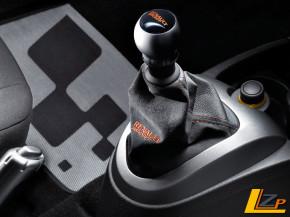 Schaltknaufbezug Renault Sport Twingo II