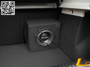 Mosconi Gladen Sub Sound Upgrade