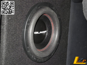 Gladen RS-X 08 20cm Subwoofer Chassis