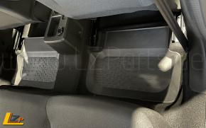 Dacia Sandero III Stepway Passform Fußmatten / Schneematten