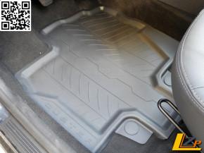 Dacia Duster Schneematten Set Phase 2 4x2 und 4x4