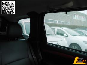Dacia Duster Sonnenschutz Seitenscheiben hinten