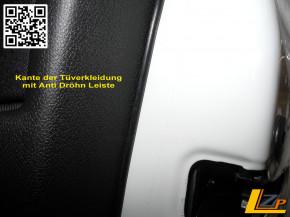 Anti Resonanz Leiste Türverkleidung Dacia / Renault 1 Meter