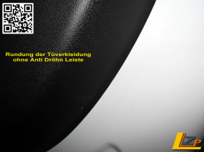 Anti Resonanz Leiste Türverkleidung Dacia / Renault