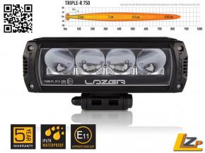 Lazer Lamps Triple-R Standard Fernlicht Scheinwerfer mit E Prüfzeichen