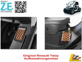 Renault Twizy Aufbewahrungsnetze